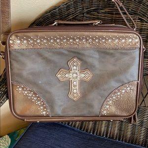 Handbags - Western Theme Computer Bag